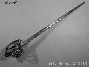 P60663 300x225 Scottish Basket Hilted Sword ANDRIA FARARA c 1720