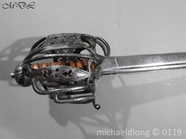 P60664 600x450 Scottish Basket Hilted Sword ANDRIA FARARA c 1720