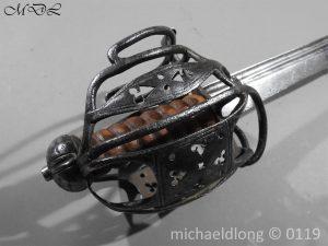 P60669 300x225 Scottish Basket Hilted Sword ANDRIA FARARA c 1720