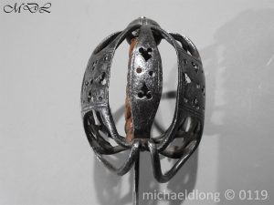 P60674 300x225 Scottish Basket Hilted Sword ANDRIA FARARA c 1720