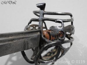 P60676 300x225 Scottish Basket Hilted Sword ANDRIA FARARA c 1720