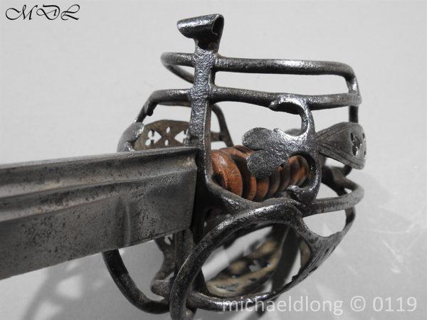 P60676 600x450 Scottish Basket Hilted Sword ANDRIA FARARA c 1720
