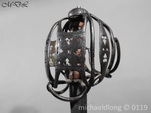 P60679 300x225 Scottish Basket Hilted Sword ANDRIA FARARA c 1720