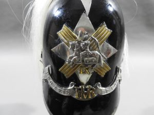 DSCN9840 300x225 Scottish Fife Mounted Rifles Victorian Officer's Helmet