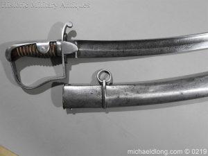 michaeldlong.com 134 300x225 Greek Cavalry Officer's Sword 1796