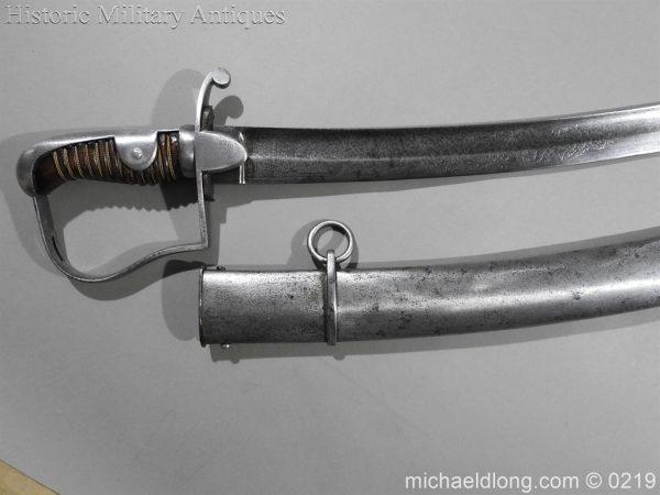 michaeldlong.com 134 600x450 Greek Cavalry Officer's Sword 1796