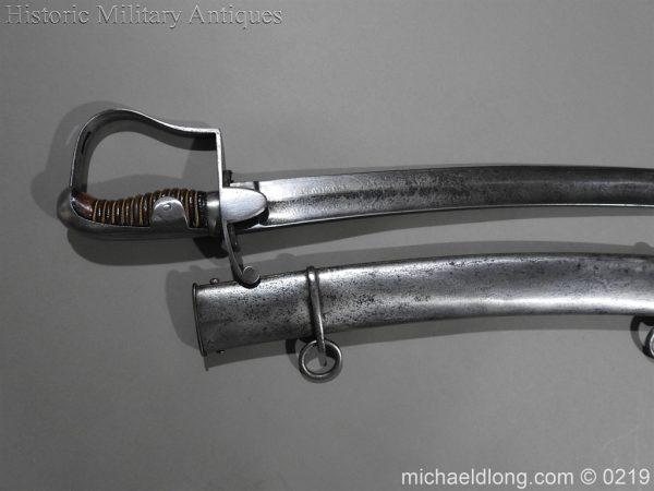 michaeldlong.com 138 600x450 Greek Cavalry Officer's Sword 1796
