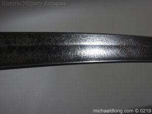 michaeldlong.com 150 300x225 Greek Cavalry Officer's Sword 1796