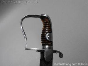 michaeldlong.com 154 300x225 Greek Cavalry Officer's Sword 1796