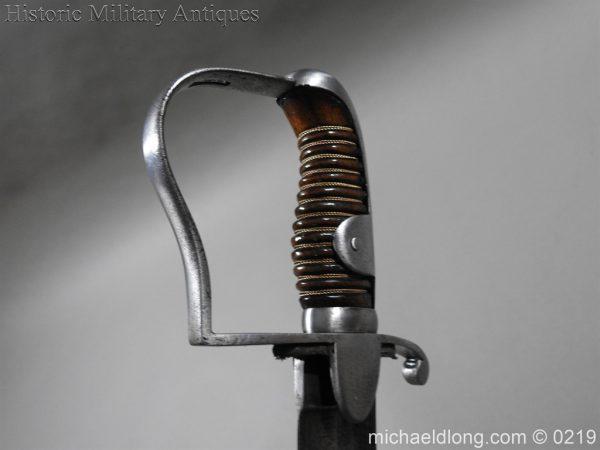 michaeldlong.com 156 600x450 Greek Cavalry Officer's Sword 1796