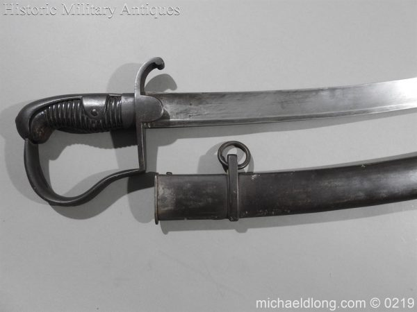 michaeldlong.com 234 600x450 Prussian Model 1811 BLUCHER Troopers Sword