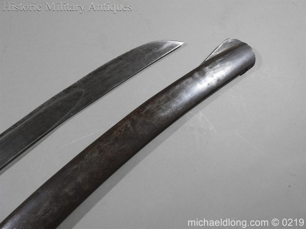 michaeldlong.com 240 600x450 Prussian Model 1811 BLUCHER Troopers Sword