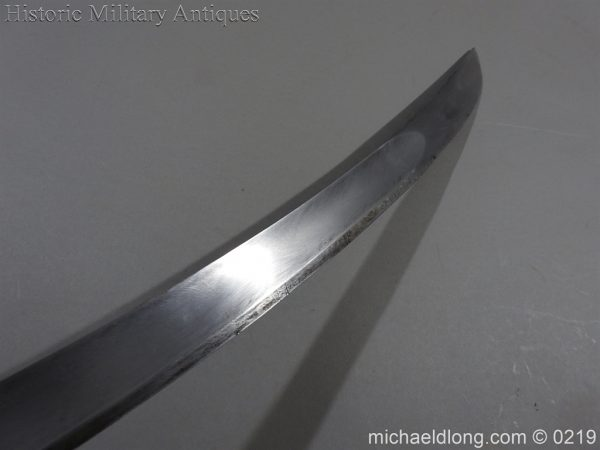 michaeldlong.com 244 600x450 Prussian Model 1811 BLUCHER Troopers Sword