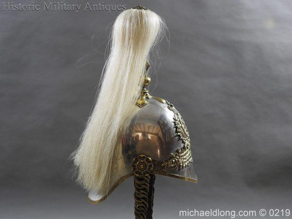 michaeldlong.com 280 600x450 Scottish Lothians and Berwickshire Yeomanry Cavalry Helmet