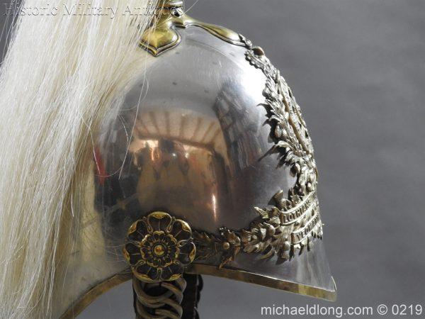 michaeldlong.com 281 600x450 Scottish Lothians and Berwickshire Yeomanry Cavalry Helmet