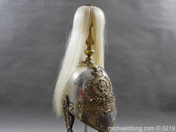 michaeldlong.com 289 600x450 Scottish Lothians and Berwickshire Yeomanry Cavalry Helmet