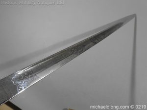michaeldlong.com 69 300x225 Royal Naval WW1 Presentation Sword E Evans D S O