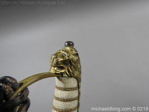 michaeldlong.com 82 300x225 Royal Naval WW1 Presentation Sword E Evans D S O