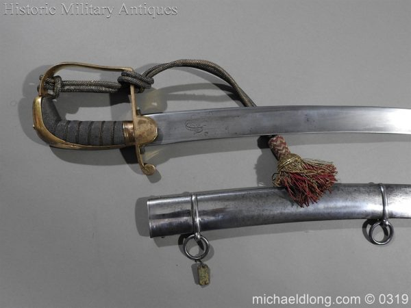 michaeldlong.com 1001 600x450 Kings German Legion Officer's Sword