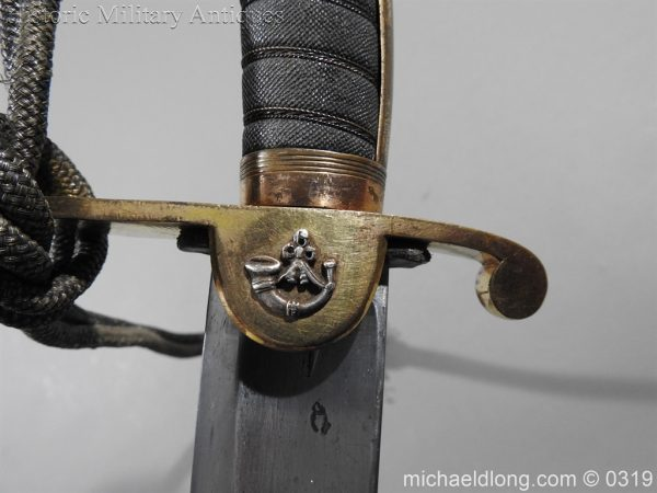 michaeldlong.com 1012 600x450 Kings German Legion Officer's Sword