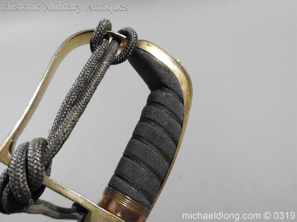 michaeldlong.com 1013 600x450 Kings German Legion Officer's Sword