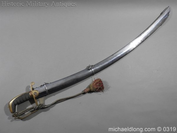 michaeldlong.com 1017 600x450 Kings German Legion Officer's Sword