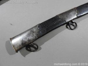 michaeldlong.com 547 300x225 1796 Light Cavalry Officer's Sword by Osborn