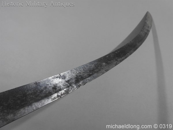 michaeldlong.com 553 600x450 1796 Light Cavalry Officer's Sword by Osborn