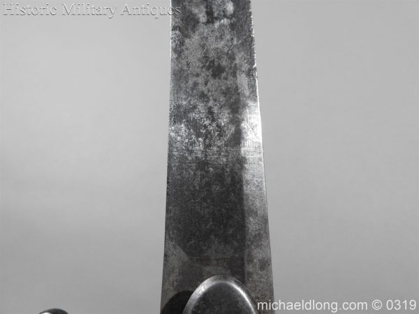 michaeldlong.com 554 600x450 1796 Light Cavalry Officer's Sword by Osborn