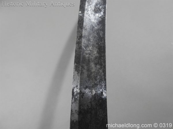 michaeldlong.com 560 600x450 1796 Light Cavalry Officer's Sword by Osborn