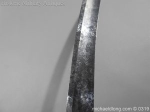 michaeldlong.com 561 300x225 1796 Light Cavalry Officer's Sword by Osborn