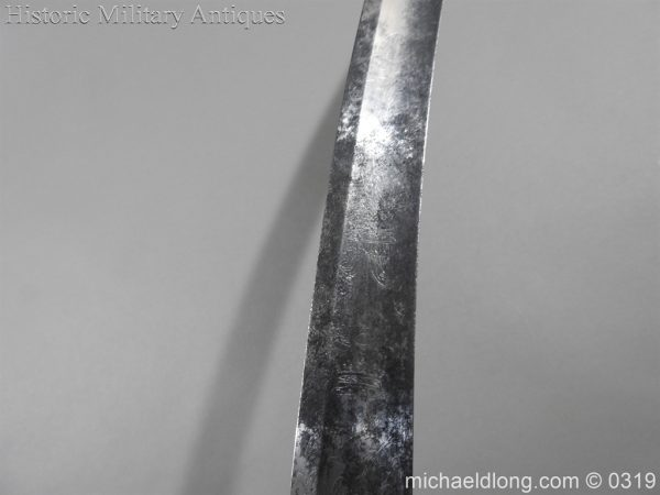 michaeldlong.com 561 600x450 1796 Light Cavalry Officer's Sword by Osborn
