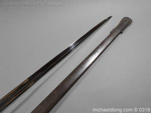 michaeldlong.com 760 300x225 West Somerset 1821 Cavalry Officer's Sword by Wilkinson
