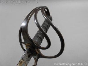 michaeldlong.com 775 300x225 West Somerset 1821 Cavalry Officer's Sword by Wilkinson