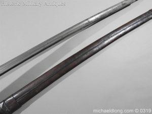 michaeldlong.com 787 300x225 Indian 33rd Regiment Poona Horse Cavalry Sword