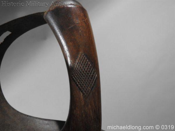 michaeldlong.com 802 600x450 Indian 33rd Regiment Poona Horse Cavalry Sword