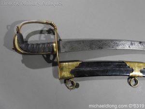 michaeldlong.com 972 300x225 British 1803 Officer's Sword