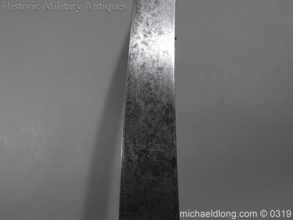 michaeldlong.com 985 600x450 British 1803 Officer's Sword