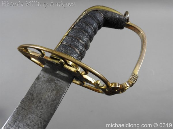 michaeldlong.com 988 600x450 British 1803 Officer's Sword
