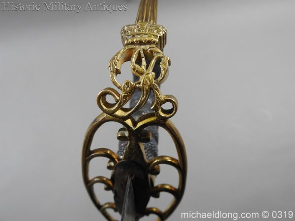 michaeldlong.com 992 600x450 British 1803 Officer's Sword