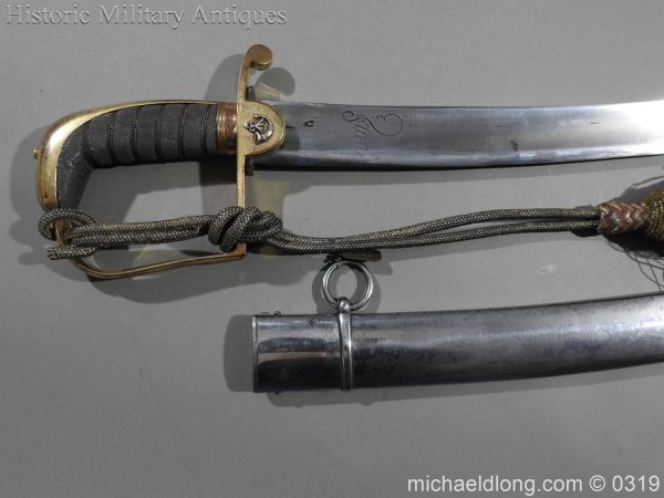 michaeldlong.com 996 600x450 Kings German Legion Officer's Sword