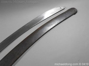 michaeldlong.com 1053 300x225 Georgian 1796 Officer's Cavalry Sword