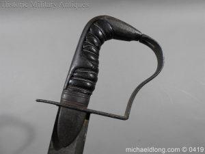 michaeldlong.com 1068 300x225 Georgian 1796 Officer's Cavalry Sword