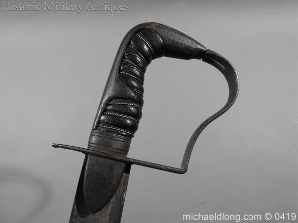 michaeldlong.com 1068 600x450 Georgian 1796 Officer's Cavalry Sword