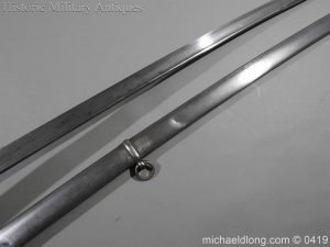 michaeldlong.com 1154 300x225 British 1821 WR 4th Heavy Cavalry Sword