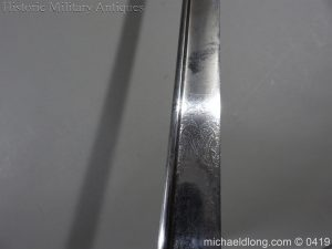 michaeldlong.com 1157 300x225 British 1821 WR 4th Heavy Cavalry Sword