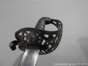 michaeldlong.com 1164 300x225 British 1821 WR 4th Heavy Cavalry Sword
