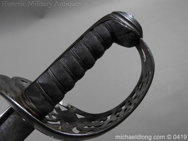 michaeldlong.com 1165 600x450 British 1821 WR 4th Heavy Cavalry Sword