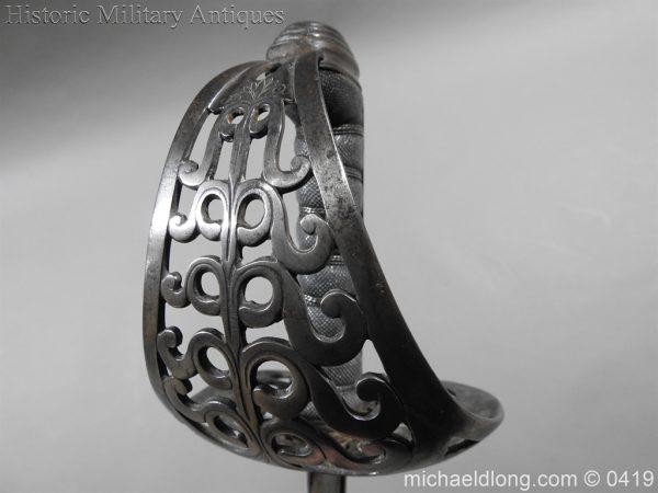 michaeldlong.com 1169 600x450 British 1821 WR 4th Heavy Cavalry Sword
