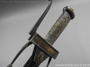michaeldlong.com 1276 300x225 French 1794 E'cole de Mars Glaive 96